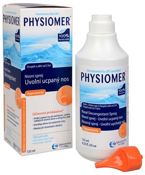 Omega Pharma Physiomer Hypertonic 135 ml
