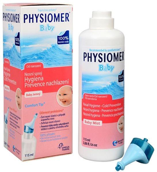Omega Pharma Physiomer Baby 115 ml