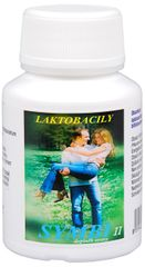 Natural Medicaments Symbi II - laktobacily 60 kapslí