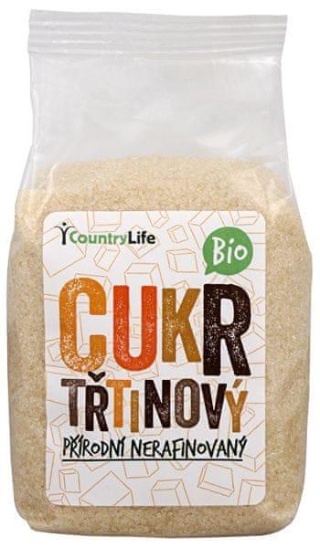 Country Life Bio Cukr třtinový 500 g