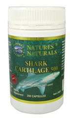 Australian Remedy Shark Cartilage 500 - žraločí chrupavka