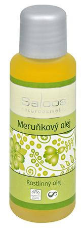 Saloos Meruňkový olej lisovaný za studena 50 ml