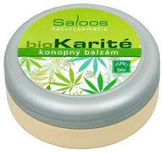Saloos Bio Karité balzám - Konopný 50 ml