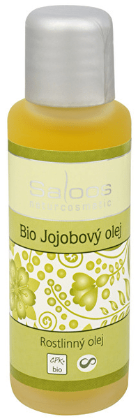 Saloos Bio Jojobový olej lisovaný za studena 50 ml