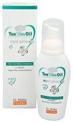 Dr. Müller Tea Tree Oil intimní mycí pěna 100 ml