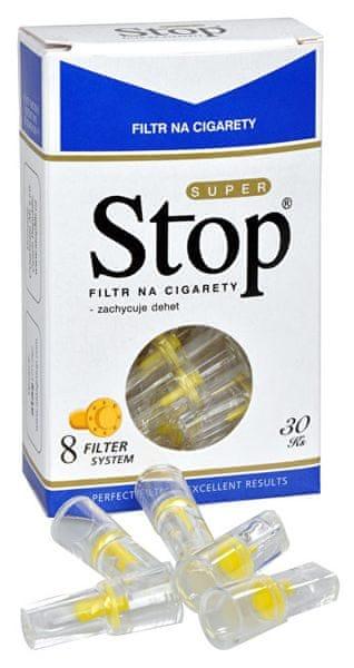 Eva Cosmetics STOPfiltr na cigarety (Varianta 120 ks (8 filtr))