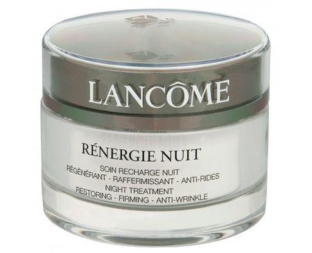 Lancome Noc krem Renergie Nuit (noc przywracanie Treatment - ujędrniającymi - przeciwzmarszczkowe) 50 ml