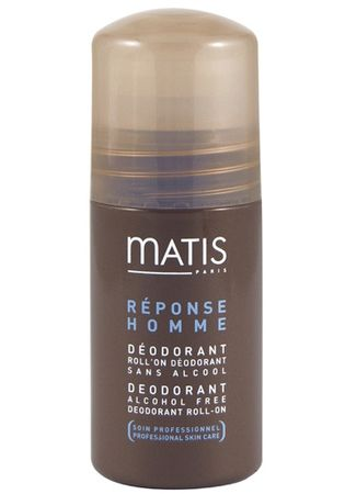 Matis Paris Roll-on dezodorant bez alkoholu pre mužov Réponse Homme (Alcohol Free Deodorant Roll-On) 50 ml