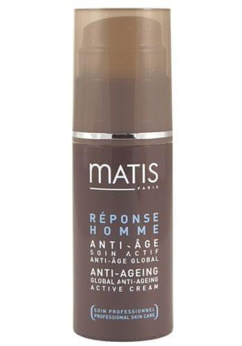 Matis Paris Celkově omlazující krém pro muže Réponse Homme (Global Anti-Ageing Active Cream) 50 ml