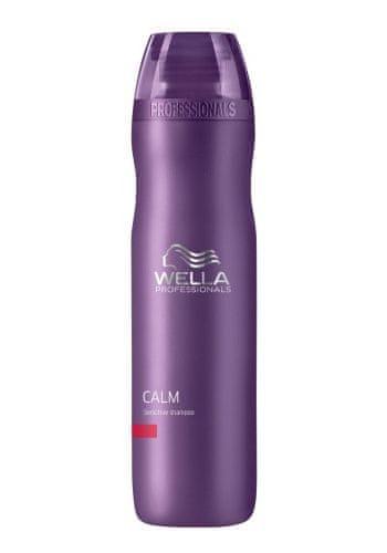 Wella Professional Šampon pro citlivou a normální pokožku hlavy Balance Calm (Sensitive Shampoo) 250 ml