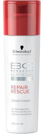 Schwarzkopf Prof. Regenerująca odżywka Rescue Repair (Condicioner do włosów zniszczonych) (objętość 1000 ml)