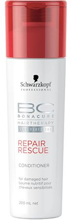 Schwarzkopf Prof. Repair Rescue hajegeneráló balzsam (Condicioner for Damaged Hair) (kötet 1000 ml)