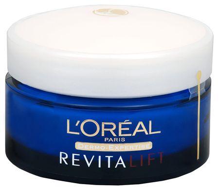 L'Oréal Nočný krém proti vráskam Revitalift 50 ml