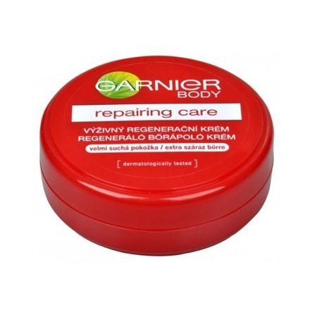 Garnier Tápláló testápoló krém extra száraz bőrre (Skin Naturals) (mennyiség 200 ml)