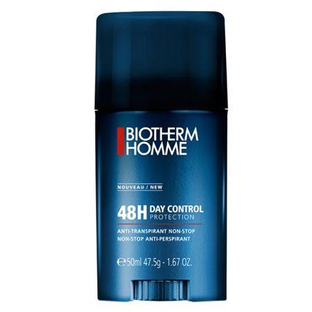 Biotherm Dezodor izzadásgátló férfiaknak Homme Day Ellenőrző 48H (Anti-Transpirant Non Stop) 50 ml