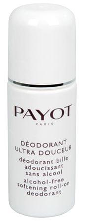 Payot Zvláčňujúce deodorant roll-on bez alkoholu (Dezodorant Ultra Douceur) 75 ml