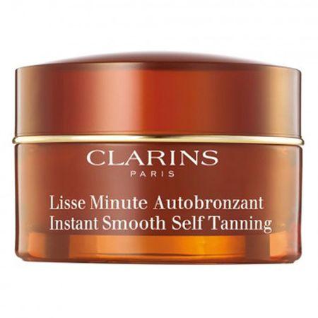 Clarins Samoopaľovacie pena na tvár (Instant Smooth Self Tann ing) 30 ml