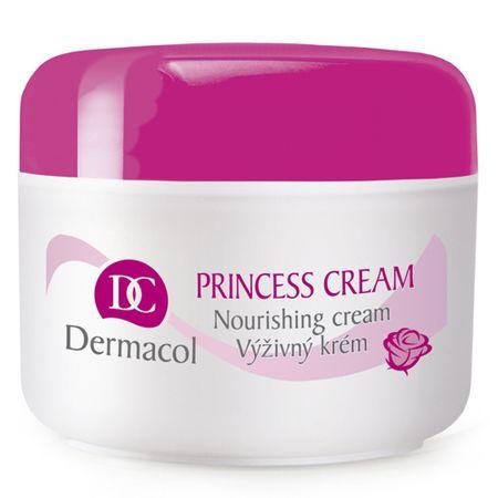 Dermacol Výživný krém proti vysušovaniu pleti s výťažkami z morských rias (Princess Cream) 50 ml