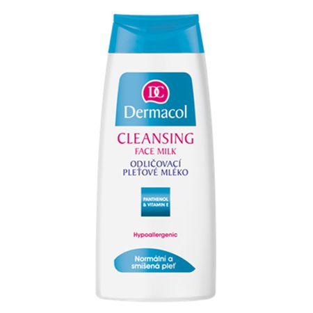Dermacol Mleczko kosmetyczne przy normalnej skóry mieszanej (Mleczko do twarzy) 200 ml