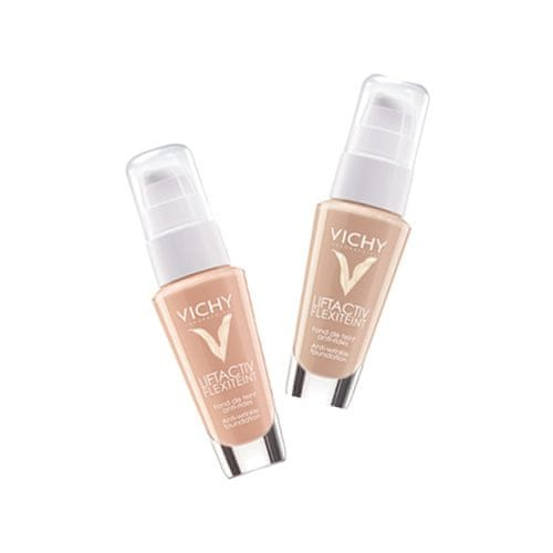 Vichy Make-up proti vráskám Liftactiv FlexiTeint SPF 20 30 ml (Odstín 25 Nude)