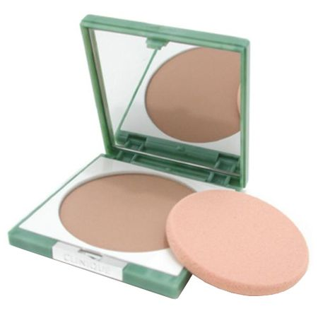 Clinique Kompaktný púder s dvojitým účinkom Superpowder (Double Face Powder) 10 g (Odtieň 02 Matte Beige (MF-