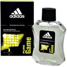 Adidas Pure Game - woda toaletowa