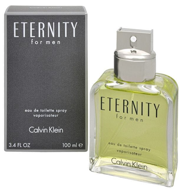 Calvin Klein Eternity For Men - EDT 100 ml pro muže