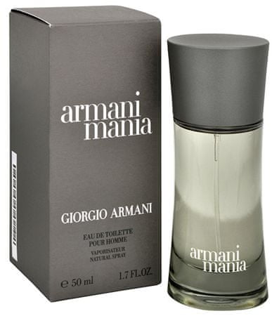 Giorgio Armani Mania For Men - EDT 100 ml