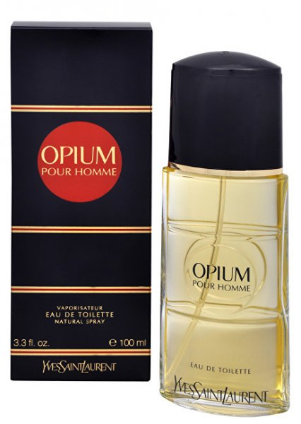 Yves Saint Laurent Opium Pour Homme - EDT 100 ml pro muže