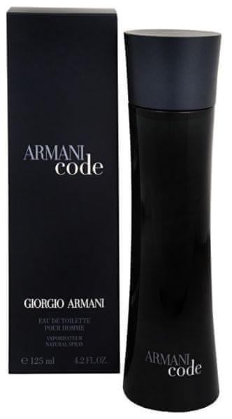 Giorgio Armani Code For Men - EDT 125 ml