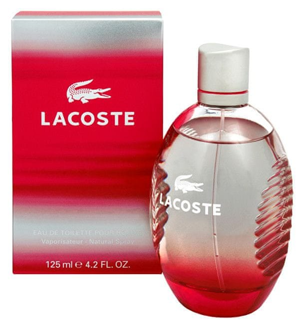 Lacoste Red Style In Play - EDT 125 ml pro muže