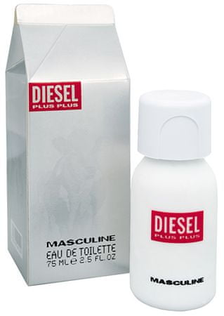 Diesel Plus Plus Masculine- EDT 75 ml