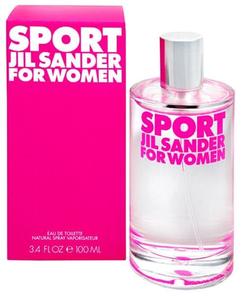 Jil Sander Sport For Women - EDT 30 ml