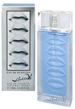 Salvador Dali Eau De Rubylips - EDT 1 ml - spray