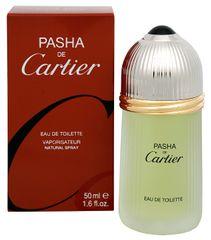 Cartier Pasha - woda toaletowa