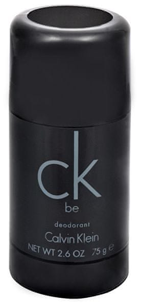 Calvin Klein CK Be - tuhý deodorant 75 ml unisex