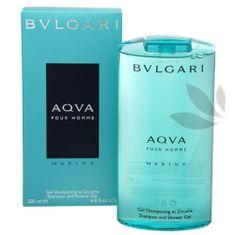 Bvlgari Aqva Pour Homme Marine - sprchový gel