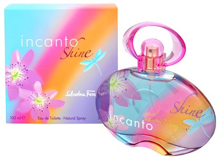 Salvatore Ferragamo Incanto Shine - woda toaletowa 100 ml