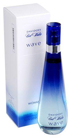 Davidoff Cool Water Wave Woman - woda toaletowa 50 ml