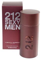 Carolina Herrera 212 Sexy For Men - woda toaletowa