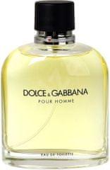 Dolce & Gabbana Pour Homme - woda toaletowa TESTER