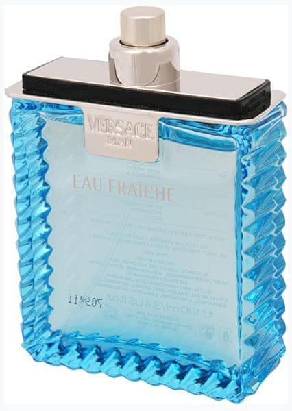 Versace Eau Fraiche Man - EDT TESTER 100 ml pro muže