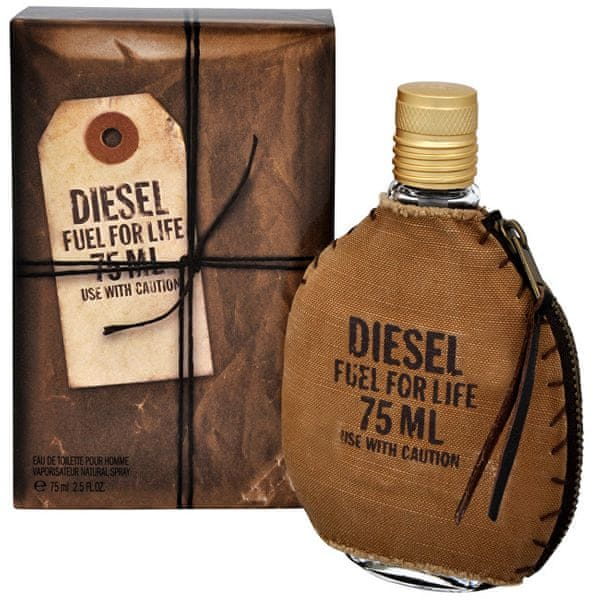 Diesel Fuel For Life Homme - EDT 75 ml