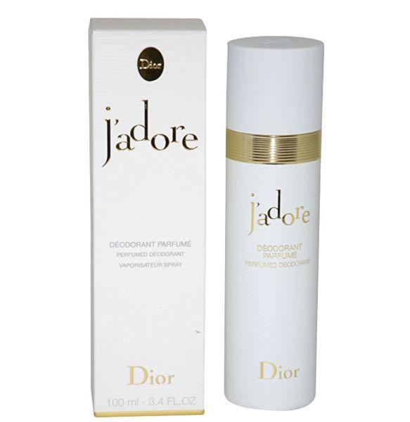 Dior J´adore - deodorant ve spreji 100 ml pro ženy