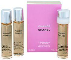 Chanel Chance - EDT - náplň (3 x 20 ml)