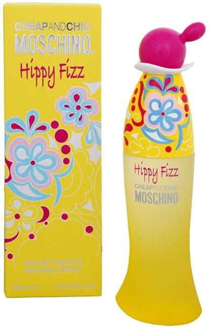 Moschino Cheap & Chic Hippy Fizz - EDT 50 ml