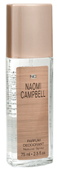 Naomi Campbell - dezodorant z atomizerem