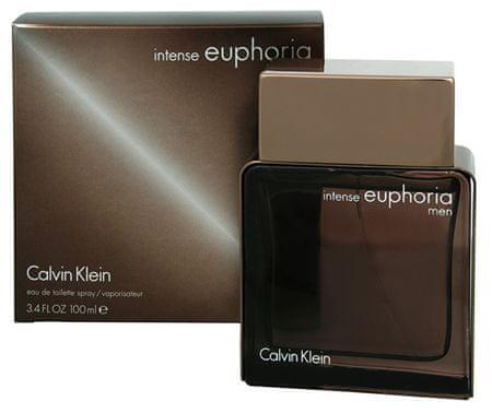 Calvin Klein Euphoria Men Intense - woda toaletowa 100 ml