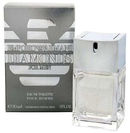 Giorgio Armani Emporio Armani Diamonds For Men - woda toaletowa 75 ml