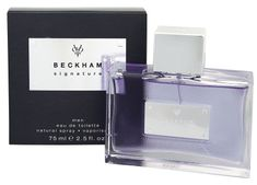 David Beckham Signature For Men - woda toaletowa